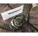 N.O.S. Tissot T12 Reloj vintage suizo automatico Ref 44642 Cal. 784-2 *** NUEVO DE ANTIGUO STOCK ***