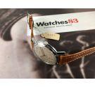 N.O.S. JUANELO Reloj antiguo suizo de cuerda Cal. Unitas 176 Gran diámetro *** NUEVO DE ANTIGUO STOCK ***