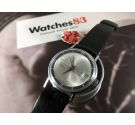 "Potens Super ""Polerouter"" NOS Reloj suizo antiguo automático Cal ETA 2472 *** NUEVO DE ANTIGUO STOCK ***"