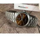 Omega De Ville Dynamic Reloj suizo antiguo automático Tool 107 Cal. 1022 Dial chocolate *** ESPECTACULAR ***