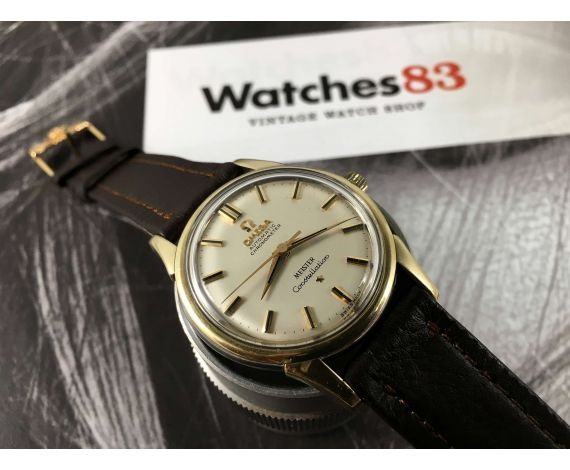 Omega CONSTELLATION Automatic Chronometer MEISTER Vintage swiss automatic watch Cal. 551 Ref 14381 11 SC *** COLLECTORS ***