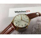 N.O.S. STUDIO (Vulcain) Vintage swiss hand winding watch Plaqué OR Oversize Cal. Vulcain 590 *** NEW OLD STOCK ***