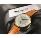 NOS STUDIO (Vulcain) Vintage swiss hand winding watch Plaqué OR Cal. Vulcain 590 OVERSIZE *** NEW OLD STOCK ***
