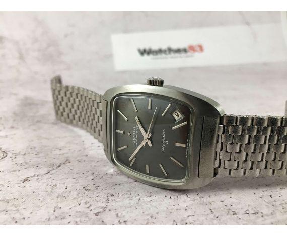 ZENITH RESPIRATOR X Reloj vintage suizo automático Cal 2562 *** ESPECTACULAR ***