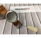 NOS ALTUS Vintage swiss hand winding watch Cal. Unitas 176 Oversize TEXTURIZED DIAL *** NEW OLD STOCK ***