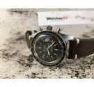 ACCURIST Reloj Diver vintage suizo de cuerda cronógrafo Cal. Valjoux 7730 *** ESPECTACULAR ***