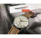N.O.S. KARDEX Reloj suizo antiguo de cuerda dial texturizado COLECCIONISTAS *** NEW OLD STOCK ***