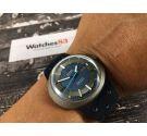 NOS Omega Dynamic Reloj de suizo vintage automático Ref. 166.079 Cal. 752 + ESTUCHE *** NUEVO DE ANTIGUO STOCK ***