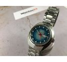 N.O.S. DUWARD AQUASTAR Vintage Swiss automatic watch Cal. AS 2066 *** NEW OLD STOCK ***