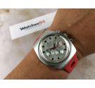 Zenith EL PRIMERO Reloj cronografo suizo vintage automatico Ref. A787 Cal 3019 PHC *** COLECCIONISTAS ***