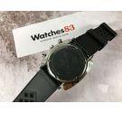BREITLING Reloj cronografo suizo vintage de cuerda Ref. 814 Cal Venus 178 *** ESPECTACULAR ***