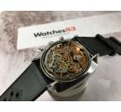 BREITLING vintage Swiss hand winding chronograph watch Ref. 814 Cal Venus 178 *** SPECTACULAR ***