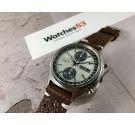 Seiko Panda Reloj cronografo antiguo automático Ref 6138-8020 Cal. 6138 *** ESPECTACULAR ***