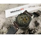 ACCURIST Vintage Swiss Diver chronograph hand winding watch Cal. Valjoux 7730 *** SPECTACULAR ***