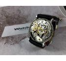 BREITLING TOP TIME Reloj cronógrafo suizo vintage de cuerda Ref 2006 Cal. 7730 *** TROPICAL CHOCOLATE DIAL ***