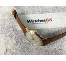 TITAN Reloj vintage suizo antiguo de cuerda Plaqué OR Cal. Unitas 600 OVERSIZE *** NEW OLD STOCK ***