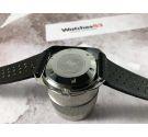 LONGINES ULTRA-CHRON Reloj suizo vintage automático DIVER Cal. 431 Bisel de Baquelita 36000 A/h *** CASI NOS ***