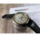 NOS UNIVERSAL GENEVE Unisonic Reloj suizo antiguo de Diapason Cal. 1-53 *** NUEVO DE ANTIGUO STOCK ***