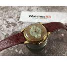 HEUER VERDAL Vintage hand winding swiss Chronograph watch. Cal. Venus 175. *** ELEGANT ***