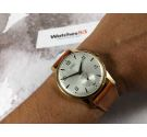NOS EMYL Vintage swiss hand winding watch Plaqué OR Cal AS 1486 *** NEW OLD STOCK ***