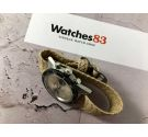 INSAWATCH Reloj vintage suizo de cuerda cronógrafo Cal. Landeron 248 *** DIAL PANDA ***