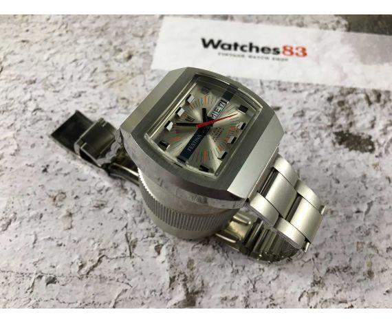 NOS FESTINA automatic 25 jewels Reloj suizo antiguo automático Cal. ETA 2789 *** NUEVO DE ANTIGUO STOCK ***