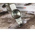 DUGENA Reloj suizo cronografo antiguo de cuerda Cal Valjoux 7734 *** RACING DIAL ***