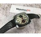 CERTINA ARGONAUT reloj cronógrafo antiguo de cuerda Cal. 29-053 (Valjoux 23) *** ESPECTACULAR ***