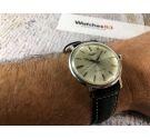 NOS LONGINES Flagship Reloj suizo antiguo de cuerda Cal. 280 *** NUEVO DE ANTIGUO STOCK ***