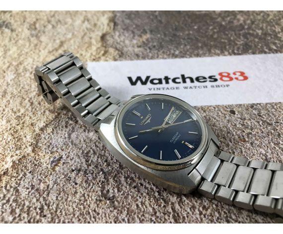 NOS LONGINES Flagship Ultronic Ref. 6332 Reloj suizo antiguo de Cuarzo Cal. ESA 9164 *** NUEVO DE ANTIGUO STOCK ***