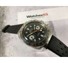 ROYCE chronographe Reloj cronógrafo Vintage de cuerda espectacular Cal. Valjoux 7733 *** LOLLIPOP ***
