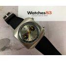 PREDIAL Reloj cronógrafo Vintage de cuerda Racing Cal. Valjoux 7733 *** MINT ***