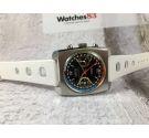 VENUS CHRONOGRAPHE Vintage chronograph swiss hand winding Rainbow watch Cal. Valjoux 7734 *** SPECTACULAR ***