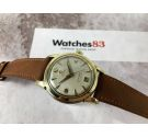 OMEGA SEAMASTER CALENDAR reloj antiguo suizo automático Cal. 353 Dial Texturizado ¡Espectacular! *** BUMPER ***