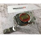 NOS ZODIAC SST 36000 High Beat Reloj suizo antiguo automático Cal. 86 Ref. 862 968 Gran diámetro *** NUEVO DE ANTIGUO STOCK ***
