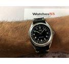 ORIS POINTER day setting Swiss hand wind watch Cal. 302 (ETA 2691) SPECTACULAR *** MINT ***
