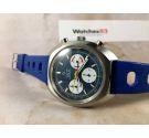 CERTINA DS-2 CHRONOLYMPIC Reloj cronógrafo antiguo de cuerda Valjoux 726 ESPECTACULAR *** COLECCIONISTAS ***