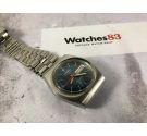 DUWARD AQUASTAR Ref. 6201 Reloj suizo vintage automático Cal. AS 2066 *** 20 ATM ***