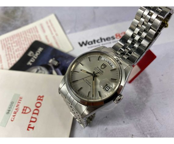 TUDOR DAY DATE Ref. 94500 Vintage swiss automatic watch Cal. ETA 2834-1 OYSTER PRINCE *** COLLECTORS ***