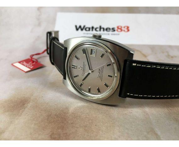 NOS OMEGA CONSTELLATION Reloj suizo vintage automático Cal 1001 166.056-168.042 CRONÓMETRO OFICIAL CERTIF. *** NEW OLD STOCK ***