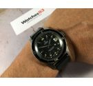 WEBER Super Plongeur vintage swiss automatic watch Cal. 1712/13. 20 Atmos 300 m DIVER *** BIG SCREWED CROWN ***