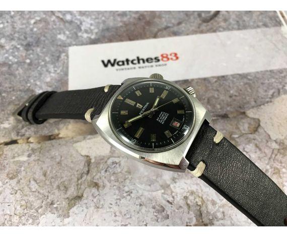 FESTINA Ref. 3230-88 reloj suizo antiguo automático Cal ETA 2472 20 ATM 650 FEET DIVER. *** SUPER COMPRESSOR ***