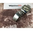 NOS FESTINA automatic 25 RUBIS Vintage swiss automatic watch 10 ATM ETA 2789 RESPIRATOR STYLE *** NEW OLD STOCK ***