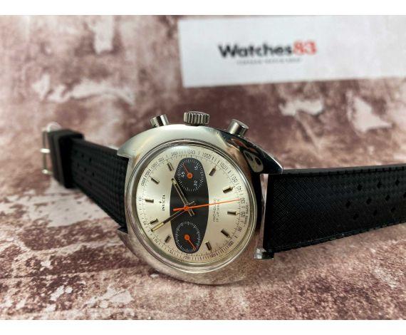 INVICTA Ref. 27182 Reloj Vintage cronógrafo de cuerda Cal. Valjoux 7733 ESPECTACULAR *** SURFBOARD DIAL ***