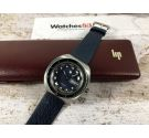 NOS LIP Diver swiss Vintage automatic watch Cal. LIP R574 OVERSIZE 20 ATM *** NEW OLD STOCK ***