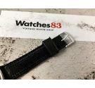 LORANDO Vintage swiss chronograph hand winding watch Cal. Valjoux 7733 BLUE DIAL *** RACING ***
