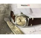 UNIVERSAL GENEVE POLEROUTER DATE Vintage swiss automatic watch Cal. 218-2 Microtor 28 Jewels *** SPECTACULAR ***