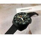 Aquastar SA Genève Glasstar Vintage DIVER swiss automatic watch 10 ATM Cal. AS 2063 *** COLLECTORS ***
