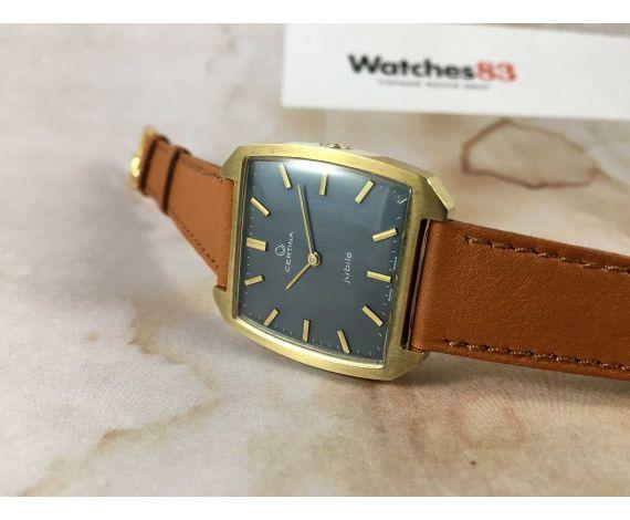 NOS CERTINA JUBILÉ Reloj vintage de cuerda Cal. 23-30 17 jewels PRECIOSO *** NUEVO DE ANTIGUO STOCK ***