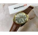 Vacheron Constantin Reloj de oro 18k 0,750 vintage automatico Ref 7942 Cal K1072/1 *** MARAVILLOSO ***